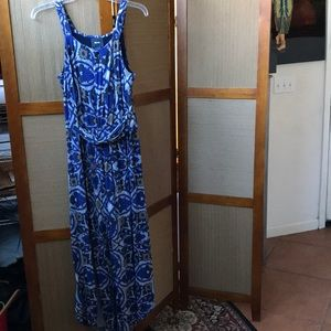 MAEVE MAXI DRESS SIZE M